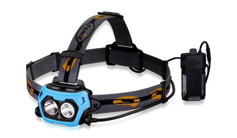 LED čelovka Fenix HP40F