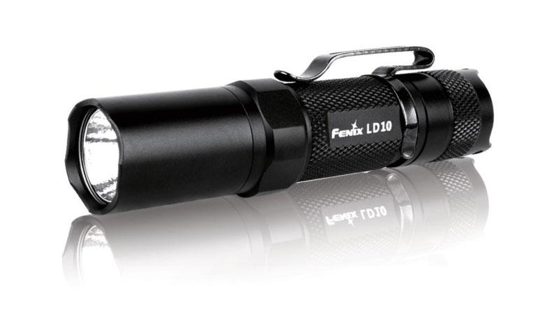Kapesní svítilna Fenix LD10 Premium Q5