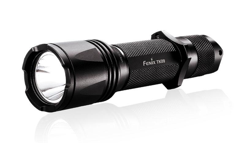 Taktická baterka Fenix TK09