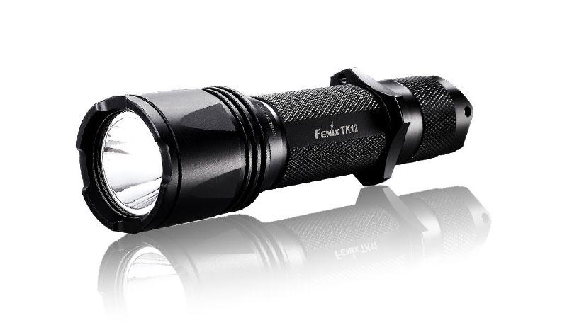 Taktická LED svítilna Fenix TK12 G2