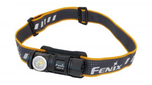 Náhľadový obrázok - Nový model Fenix HM51R Ruby je klenotom medzi čelovkami