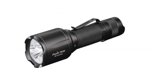 Náhľadový obrázok - Nová taktická baterka Fenix TK25IR umožní vidieť a nebyť videný