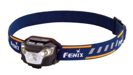 Náhľadový obrázok - Ľahká nabíjacia čelovka Fenix HL26R splní nočné sny všetkých športovcov a outdooristov