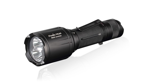 Taktické LED svietidlo Fenix TK25 R&B
