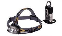 Nabíjateľná LED čelovka Fenix HP30R