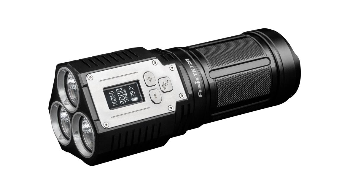 Nabíjacie LED svietidlo Fenix TK72R