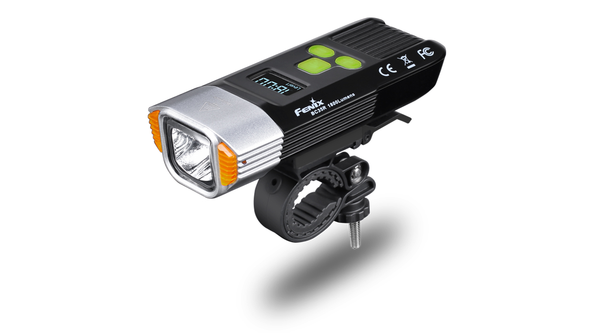 Nabíjateľné cyklosvetlo Fenix BC35R