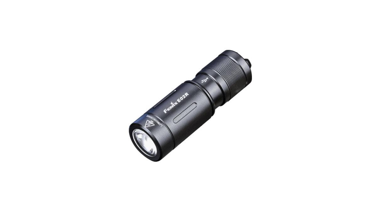 Nabíjateľná baterka Fenix E02R