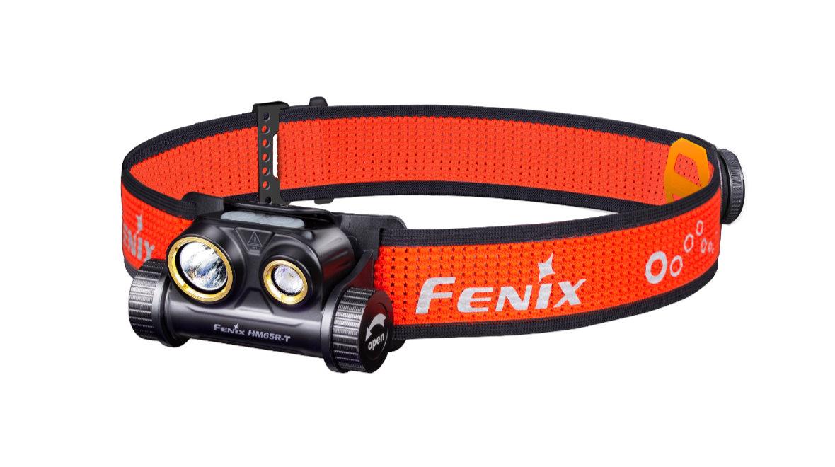 Nabíjateľná čelovka Fenix HM65R-T